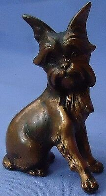 1940S Brussels Griffon Dog J.b. Jennings Bros