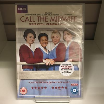 Call The Midwife Season Seven Series 7 - DVD - New & Sealed Fast & Free Delivery