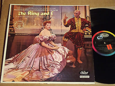Rodgers And Hammerstein's The King And I - Lp