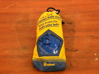 Wichard 3-Hook Retractable Tether Harness - EXCELLENT COND. - 7006