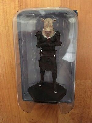 Bbc Series Doctor Who Dr Issue 18 Judoon Commander Eaglemoss Figurine Collector