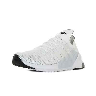 5ce17dfa69ff Chaussures Baskets adidas homme Climacool 02/17 PK taille Blanc Blanche  Textile