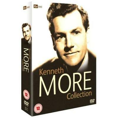Kenneth More Collection Reach For The Sky + (Region 2) New 5xDVD
