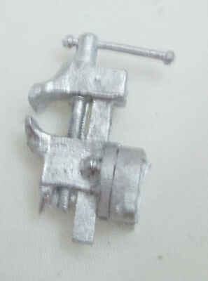 Dollhouse Miniature Unfinished Metal 1//2 scale Rifle #4