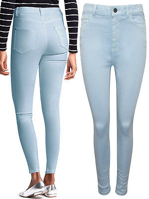 New M/&S Collection Black Super Skinny Jeans 16-22 Marks /& Spencer Mid Rise