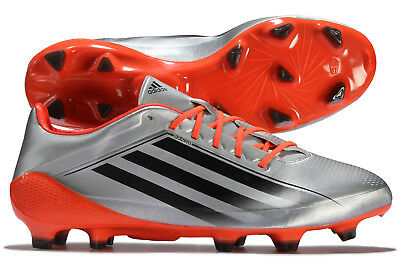 adidas Mens adiZero RS7 Pro TRX Firm Ground Rugby Boots Sport Shoes Studs Silver