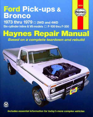 FORD BRONCO / F150 - F350 1988 Electrical manual Schaltpläne ...