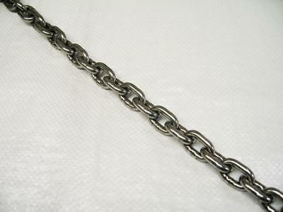 5MM Short Link Chain Stainless Steel DIN766 - Boat Yacht Marine Anchor 316 Grade
