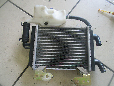 a16. Peugeot Speedfight 2 LC 50 Coolant + Radiator Expansion Tank Radiator