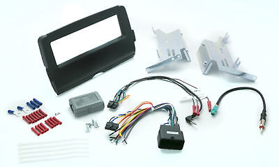 Scosche Single Din Radio Install Kit For Harley Touring 14-Up HD14UBN