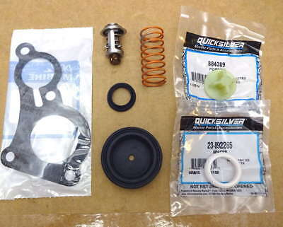 Mercury 75-115 Hp 1.5L Optimax Piston Kit 100-27-06k 700-879858T .030 SIZE ONLY