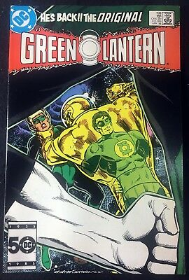 Green Lantern (1960) #199 VF (8.0) Hal Jordan joins the Green Lantern Corps