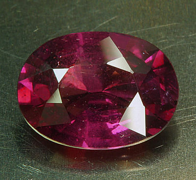 RHODOLITH / RHODOLITE    tolle  Farbe    3,46 ct