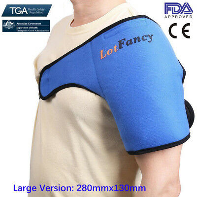 Hot Cold Heat Therapy Gel Ice Pack Wrap For Shoulder knee Sport Injury First Aid