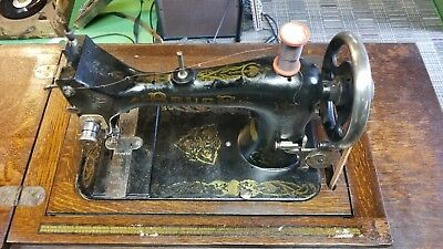 Davis #8 Vertical Feed with Reverse Sewing Machine Treadle Walking Foot