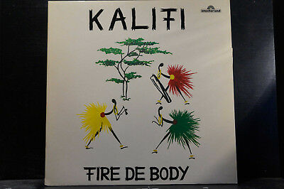 Kalifi - Fire De Body