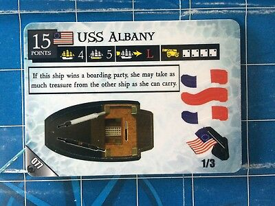 Pirates of the Frozen North - USS Albany 077