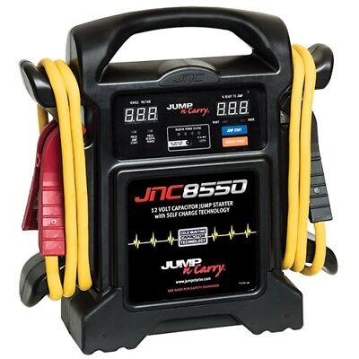 Clore Automotive JNC8550 550 Amp Start Assist 12V capacitor Jump Starter