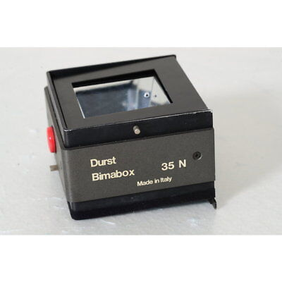 Durst bimabox 35N for DURST M805 / Laborator 900/1200