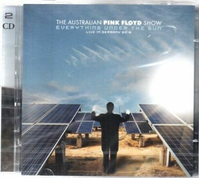 the Australian Pink Floyd Show - Everything Under the Sun-Live in Germany 2016 -