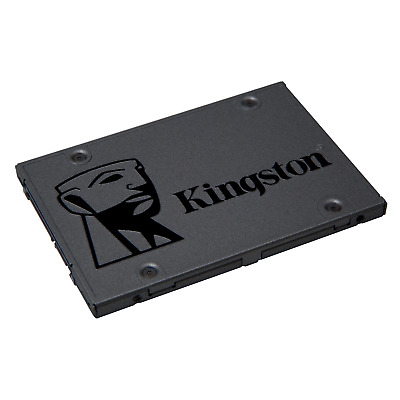 Kingston A400 120GB TLC 2.5zoll SATA600 - 7mm
