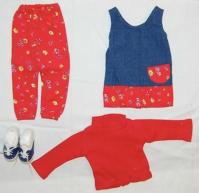 """Just Pretend Doll Outfit Clothes Fits 18/"""" Slim Magic Attic Tonner 10"""