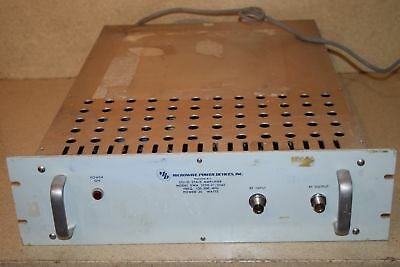 Microwave Power Devices Solid State Amplifier Ewa 0210-21/5042