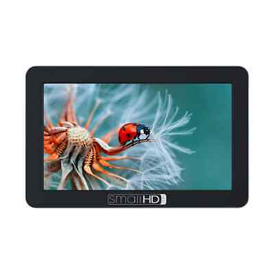 """SmallHD Focus 5"""" Touchscreen Monitor with Daylight Visibility"""