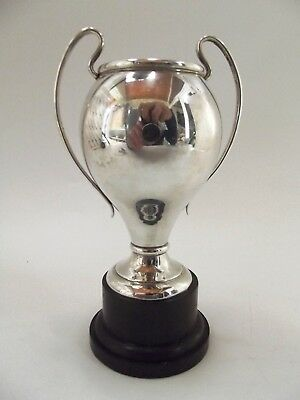 Antique Silver Trophy Marked 916 Silver Made In Usa Ref 326/4