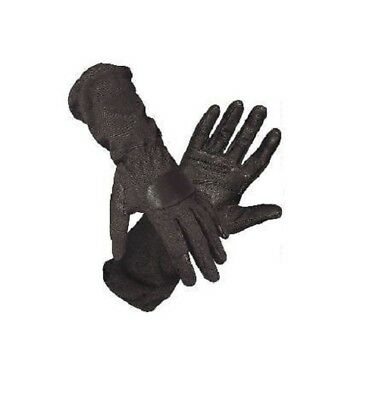 Hatch Gloves Operator SOG-600 Glove Pair Black XLarge