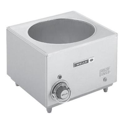Wells - HW-10 - Cook N' Hold 11 Qt. Round Countertop Food Warmer