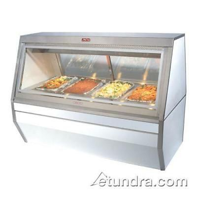 Howard McCray - CHS35-8 - 6-Well White Hot Food Case