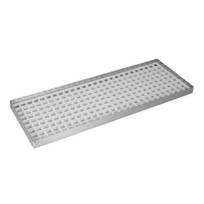 "Infra - DT5515ND - 15"" x 5 1/2"" x 3/4"" Countertop Drip Tray"