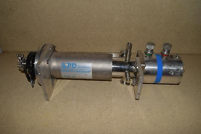 Apd Cryogenics Model Cryopump Ap-4 P/n 255752E1