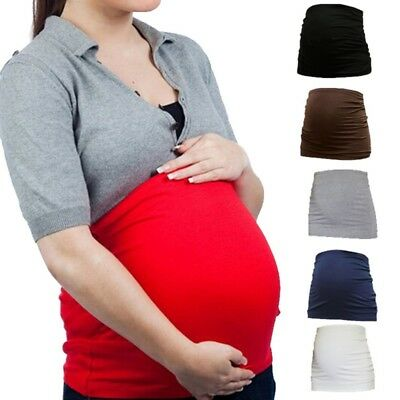 Women Pregnant Postpartum Maternity Pregnant Support Belly Belt Band Back Girdle