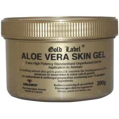 Gold Label Aloe Vera Skin Gel A Soothing Natural Antibacterial Gel