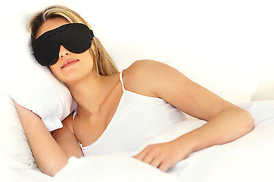 Special Offer! See Details!! Sound Oasis Glo To Sleep - Sleep Therapy Eye Mask