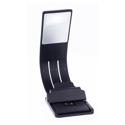 Lámpara Luz LED, Ebook, Ereader,libros,Documentos con Clip Recargable USB  h103