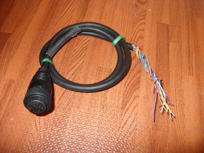 FURUNO NEW NMEA0183 Navnet 3D Cable 18 Pin MFD12/8 000-164