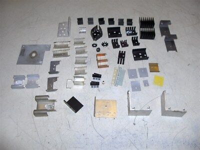 45 Plus Small Heatsinks Various Shapes Color Functions Connection Methods