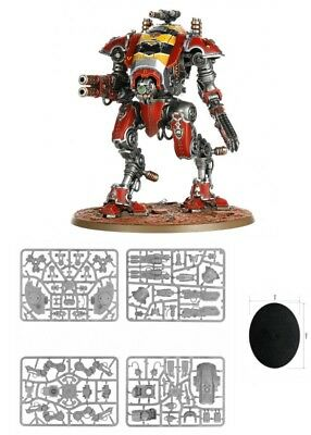 Adeptus Mechanicus Armiger Warglaive Imperial Knight New & On Sprue 40K
