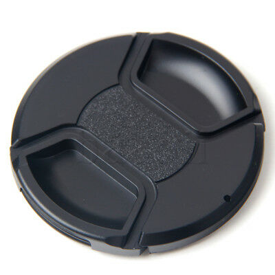 5pcs 77mm Center-Pinch Snap-on Front Lens Cap Cover for Canon Nikon FA