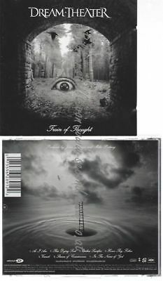 Cd--Dream Theater--    Train Of Thought [Explicit]