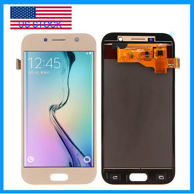 LCD Touch Screen Digitizer Replace For Samsung Galaxy J7 2017 J727A J727P J727V