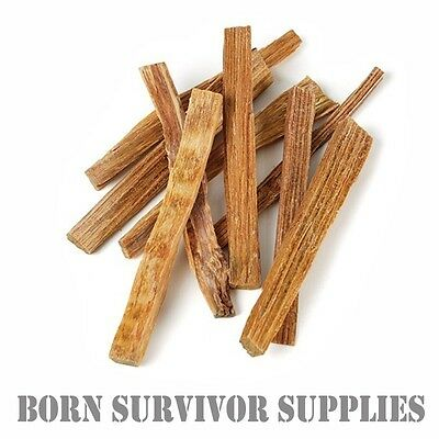 FATWOOD MAYA STICKS Firestarter Bushcraft Survival Camp Fire Starter Tinder BBQ