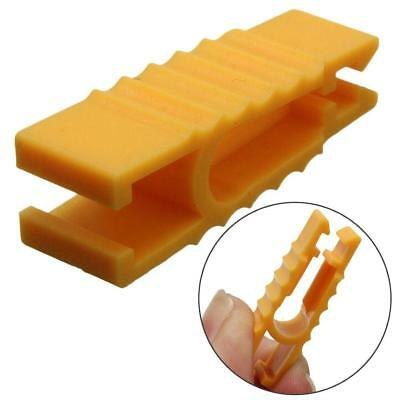 Yellow 5 Fuse Puller Vehicle Car Fuse Fetch Clip Powerful Extractor Tool ED