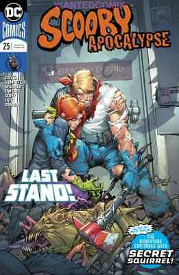 Scooby Apocalypse #25 Death Of Fred Jones Sold Out Dc Comic Book May 2018 New 1