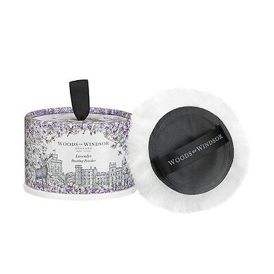 NEW Woods Of Windsor Lavender Dusting Powder