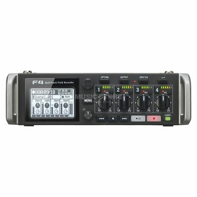 Zoom Zoom - F4 Multitrack Fieldrecorder