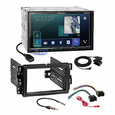 Pioneer DVD GPS Ready Stereo Dash Kit Harness for GM Buick Chevrolet Pontiac